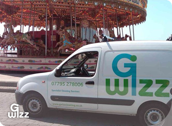 G-Wizz specialist cleaning services: Carpet cleaning, upholstery cleaning, matress cleaning, end of tenancy cleaning and builder cleans. East Sussex, West Sussex, Hampshire and Kent